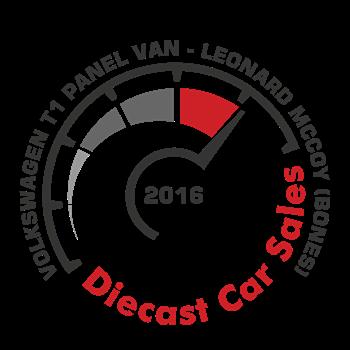 Picture for category Volkswagen T1 Panel Van - Leonard McCoy (Bones)