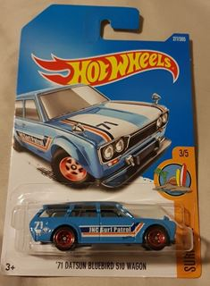 Picture of 71 Datsun Bluebird 510 Wagon