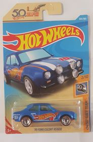 Picture of Hot Wheels 70 Ford Escort AS1600