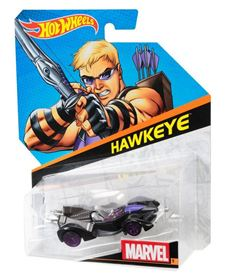 Picture of Hawkeye marvel cars
