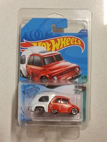 Picture of 2020 Hot Wheels RV THERE YET, HW TOONED Series N0.# 1/10. Long card.
