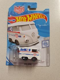 Picture of HOT WHEELS Kool Kombi White 2018