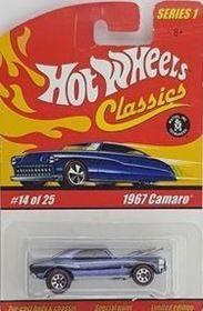 Picture of 1967 Camaro  Black. Bonnet lifts