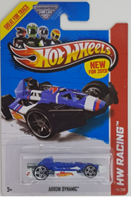Picture of 2013 Arrow Dynamic HW Racing cars