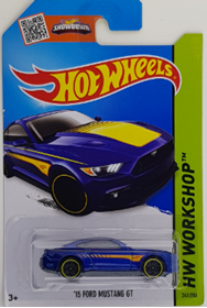Picture of 2015 15 Ford Mustang GT HW Workshop cars.