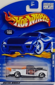 Picture of 2001 40 Ford Truck Mattel Wheels  cars.