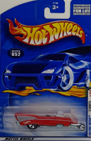 Picture of 2001 57 Roadster First Edition Series  cars