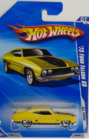 Picture of 2010 73 Ford Falcon XB 7 of 10 cars.