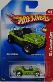 Picture of 2008 Meyers Manx Green Web trading  cars.