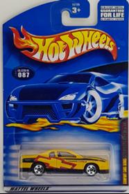 Picture of 2001 Monte Carlo Concept Car #87 Mattel Wheels  cars.