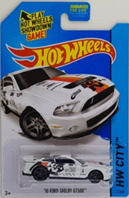 Picture of 2015 10 Ford Shelby GT5 HW City cars.