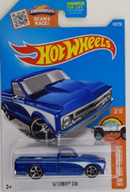 Picture of 2016 67 Chevy C10 #3of10 HW Hot Trucks cars.
