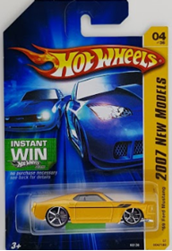 Picture of 2007 69 Ford Mustang Yellow New Models cars.