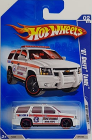 Picture of 2009 07 Chevy Tahoe Fire Department Rescue #2of10 HW City Works cars.