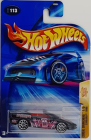 Picture of 2004 Camaro 1995 #1of5 Cereal Crunchers cars.