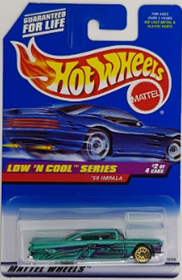 Picture of 1996 59 Impala #2of4 Low' N Cool Series.