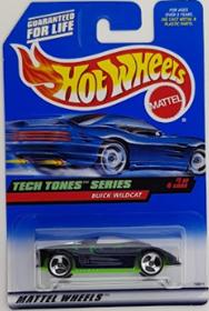 Picture of 1998 Buick Wildcat #1of4 Tech Tones Series.