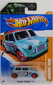 Picture of 2011 Morris Mini #10of15 Track Stars