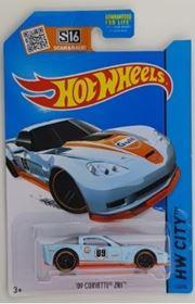 Picture of '09 Corvette ZR1 Blue #12 HW City
