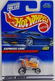 Picture of 2001 Express Lane #1067 Mattel Wheels