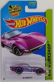 Picture of '69 Corvette Pink #214 HW Workshop
