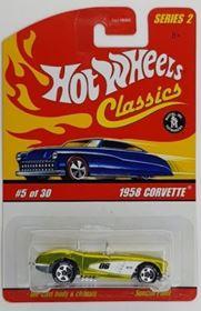 Picture of 1958 Corvette Gold Classics Series 2 #5of30