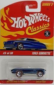 Picture of 1965 Corvette Black #3of30 Classics Series 2