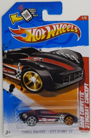Picture of 2009 Corvette Stingray Concept #1of5 Thrill Racers - City Stunt '12