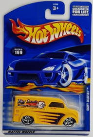 Picture of 2001 Dairy Dlivery Big Lou's Mattel Wheels cars