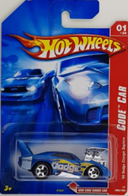 Picture of 2007 69 Dodge Charger Daytona #01 Blue Code Car