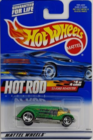 Picture of 2000 33 Ford Roadster #4of4 Hot Rod Magazine