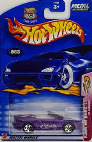 Picture of 2003 95 Camaro #4of5 Flamin' Hot Wheels.