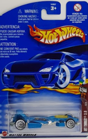 Picture of 2002 Jet Threat 3.0 #3of4 Mattel Wheels