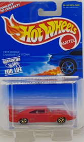 Picture of 1970 Dodge Charger Daytona #3of12 1996 First Editions in Diecast Case.