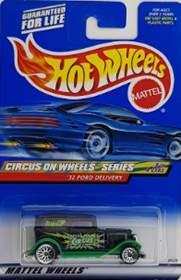 Picture of 2000 32 Ford Delivery #2of4 Circus on Wheels Series
