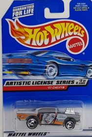 Picture of 1997 '57 Chevy #2of4 Artistic License Series