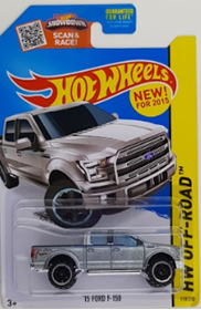 Picture of '15 Ford F150 #119 HW Off-Road