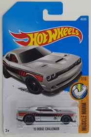 Picture of 15 Dodge Challenger #7of10 Muscle Mania