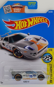 Picture of Ford GT #7of10 HW Speed Graphics