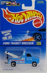 Picture of Ford Transit Wrecker #620 Moveable Hook
