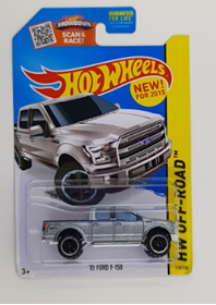 Picture of 15 Ford F150 #119 HW Off-Road