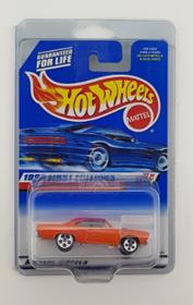 Picture of 170 Roadrunner #661 Mattel Wheels. in protecto-pak