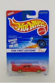 Picture of 1970 Dodge Charger Daytona #3of12 1996 First Editions