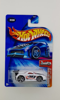 Picture of Tooned Toyota MR2 White #038 2004 First Editions