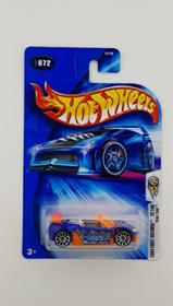 Picture of Trak-Tune Blue with orange spoiler #072 2004 First Editions